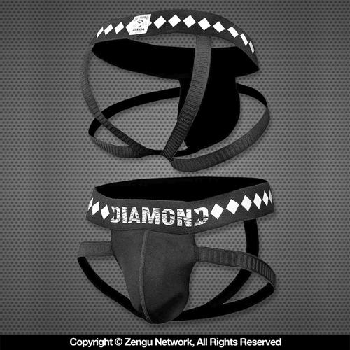 Diamond MMA Diamond MMA Jock Strap and Cup System